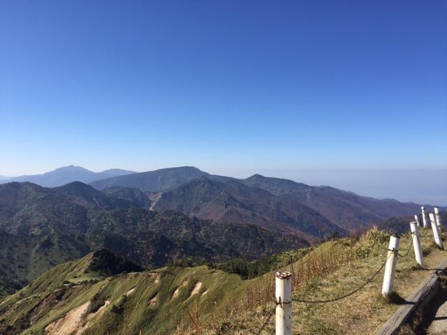 ロード志賀高原8