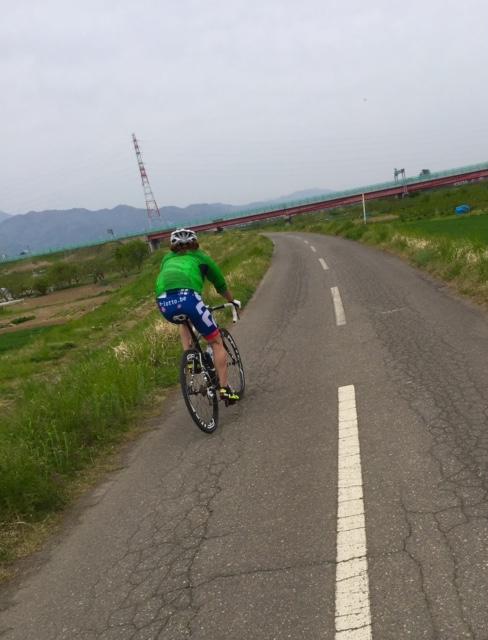 千曲川サイクルロード1