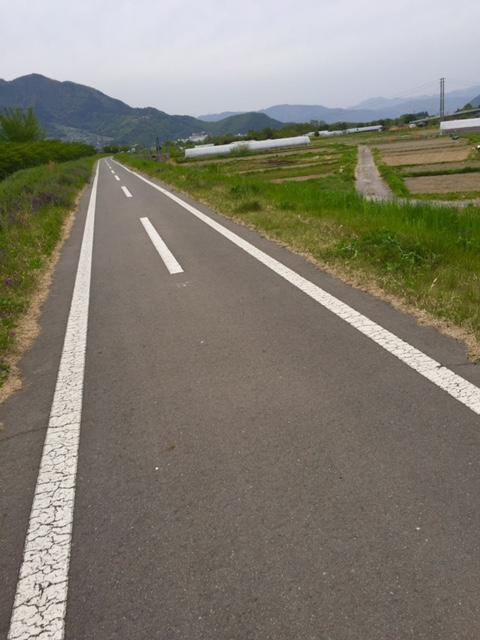 千曲川サイクルロード2