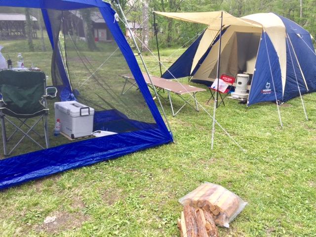 戸隠キャンプ2017